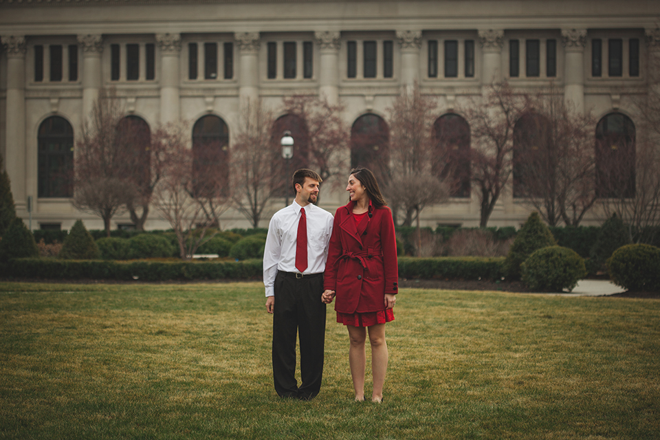 Amy Amp Aaron Engagement Des Moines Iowa The Wedding Format