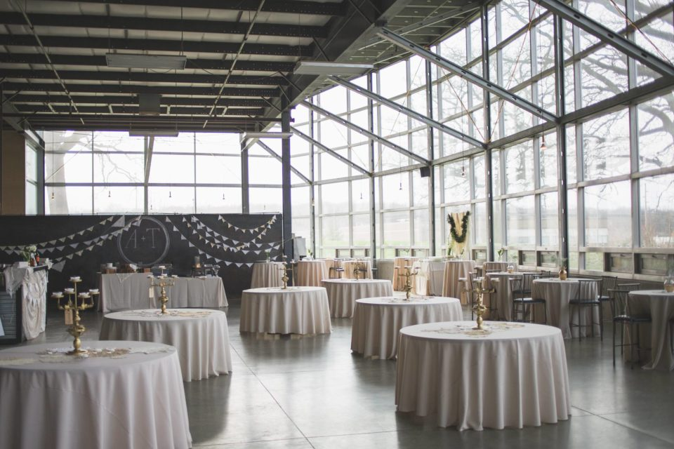 Sticks Design Studio Des Moines Wedding Venue