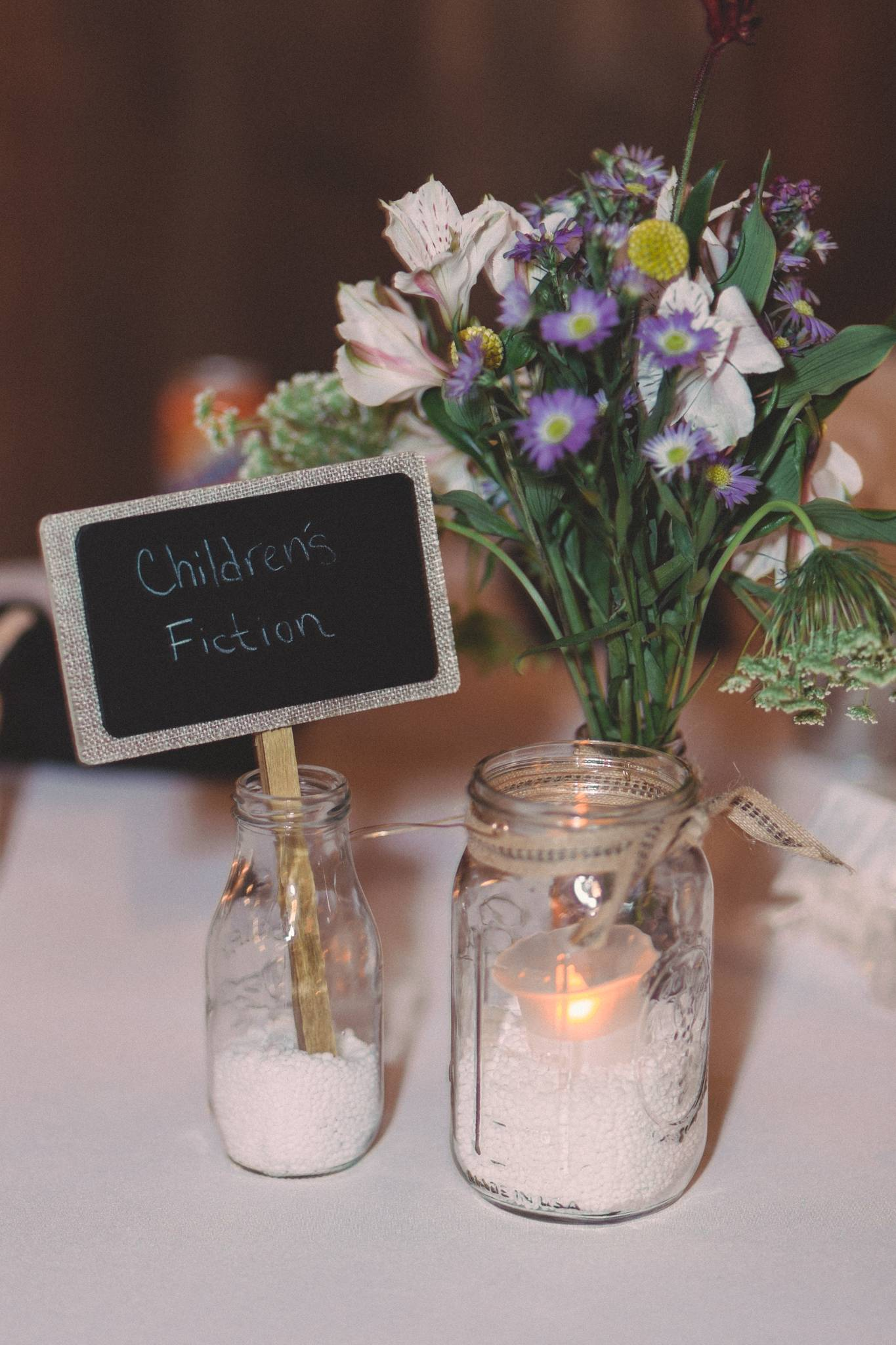 44 Barn Library Themed Wedding Reception Des Moines Iowa The