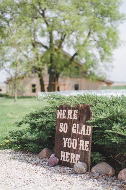 Sugar Grove Vineyards Newton Iowa The Wedding Format